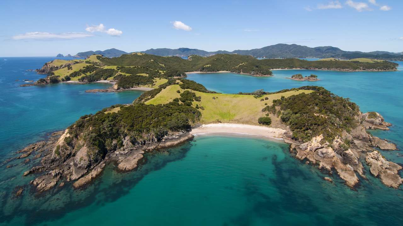 Bay of Islands, New Zealand  № 624929 загрузить