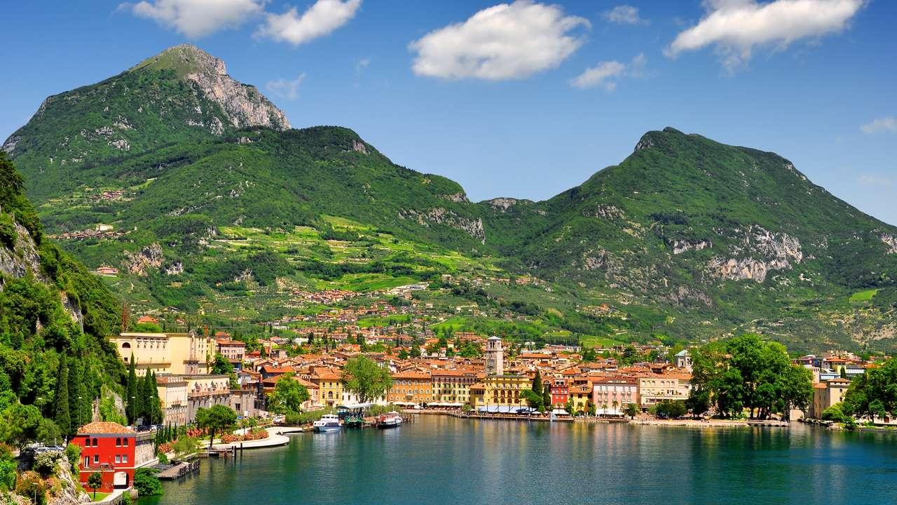 Riva del Garda, Lago di Garda, Italy
