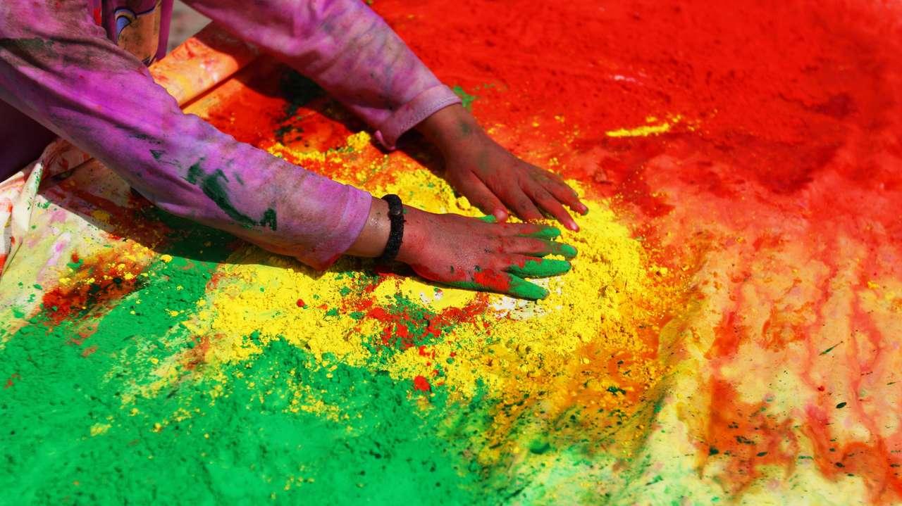 Holy Festival, India