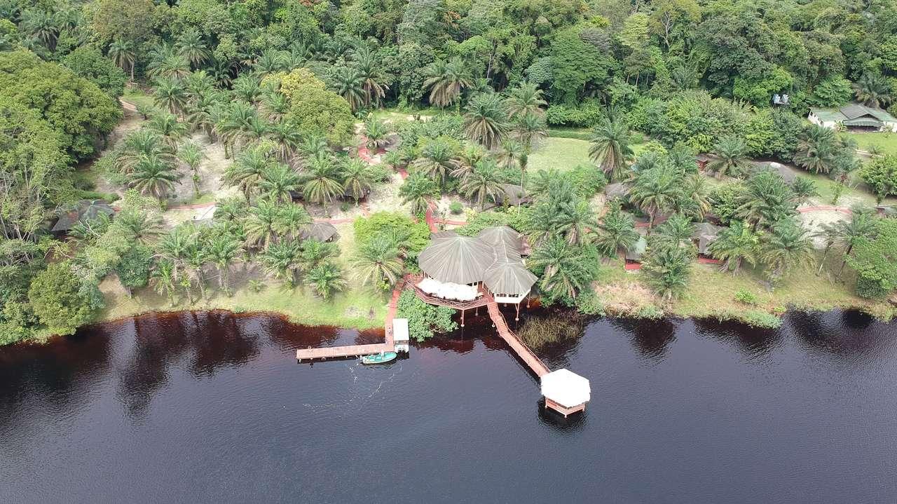 Loango Lodge - Loango National Park - Steppes Travel