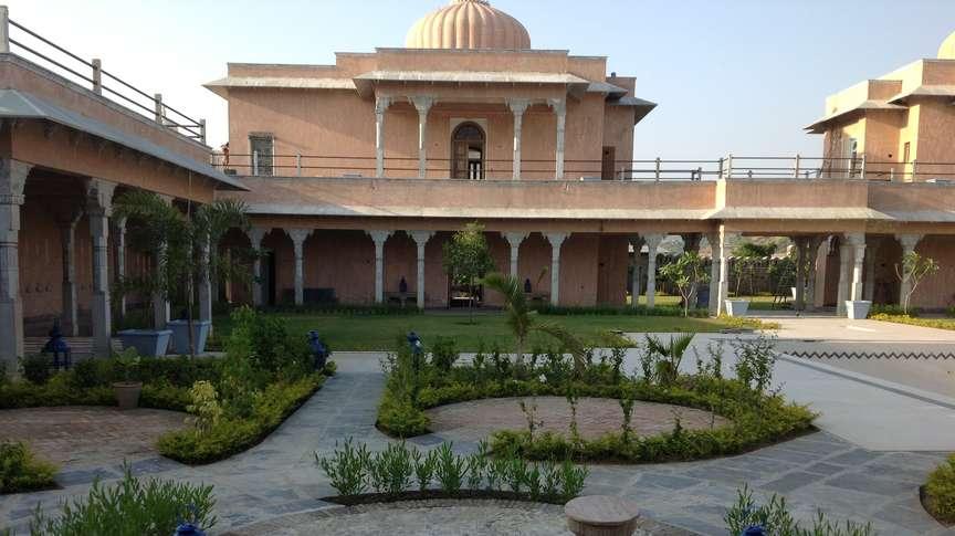 Bujera Fort, Udaipur, Rajasthan, India