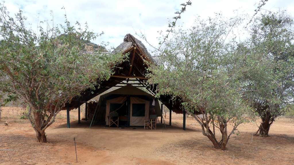 Itumba Camp, Tsavo