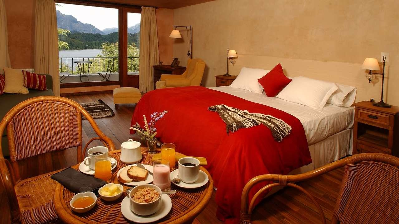 Double Room, Aldebaran Hotel & Spa, Bariloche, Argentina