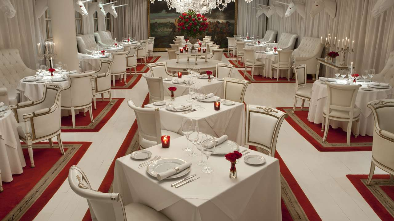 Dining Room, Faena Hotel & Universe, Buenos Aires