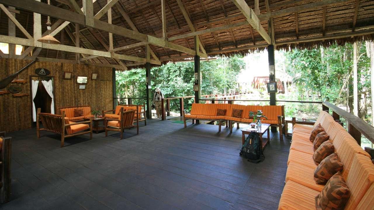 Posada Amazonas, Peruvian Amazon