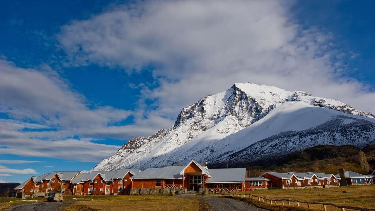Hosteria Las Torres, Torres del Paine, Chile