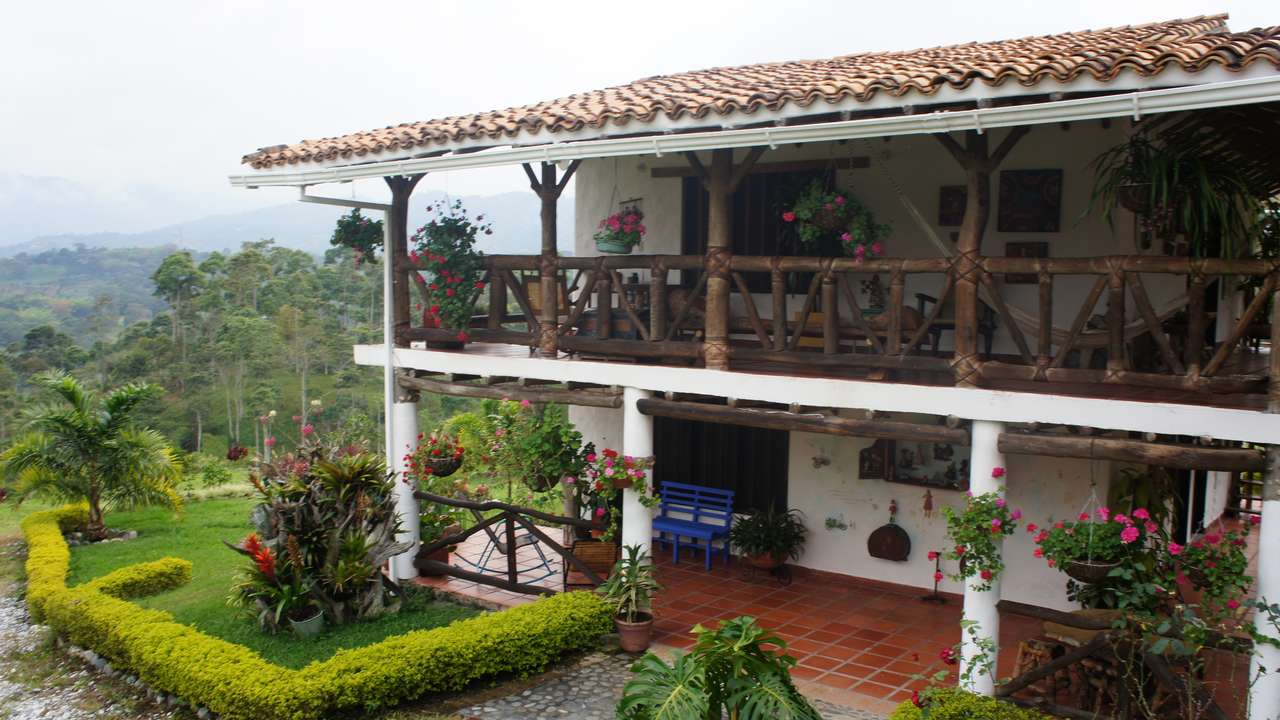 Akawanka Lodge, San Agustin, Colombia