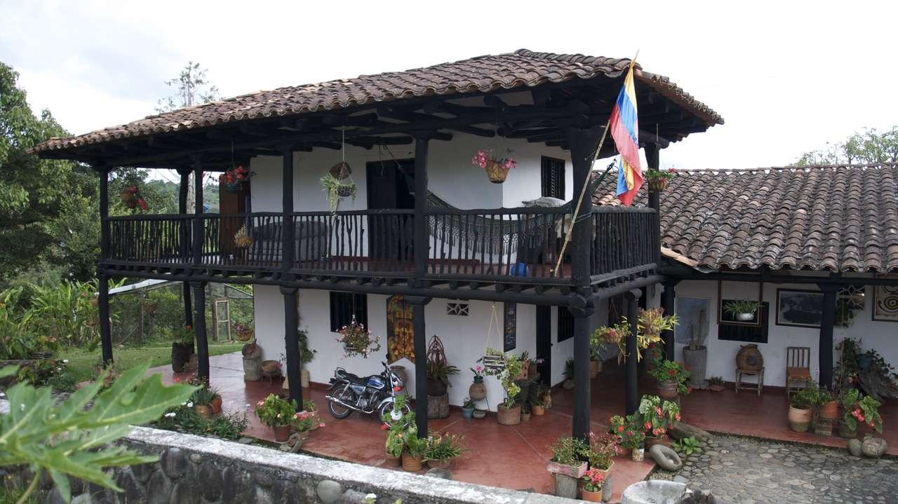 Hacienda Anacaona, San Agustin, Colombia