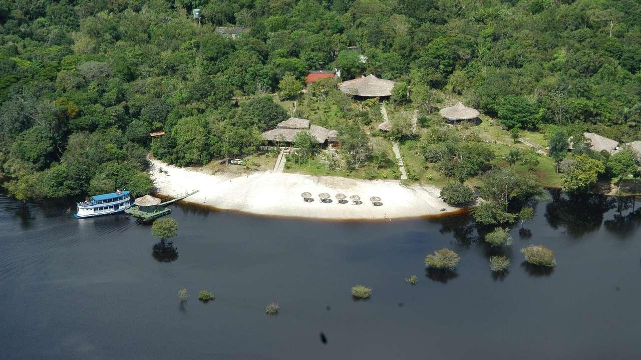 Amazon Ecopark Lodge, Amazon, Brazil