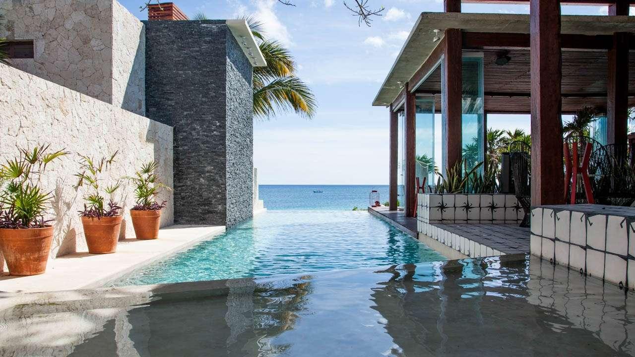 Pool, Mi Amor, Tulum, Mexico
