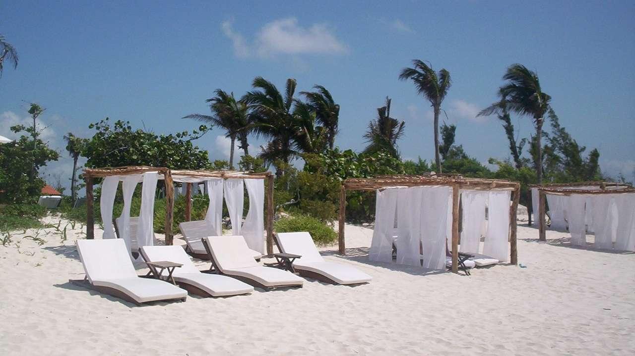 Beach, Esencia, Riviera Maya, Mexico