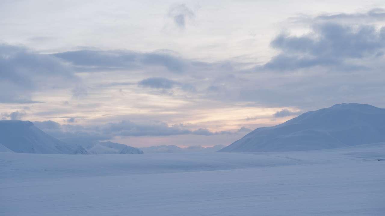 Landscape, Spitsbergen