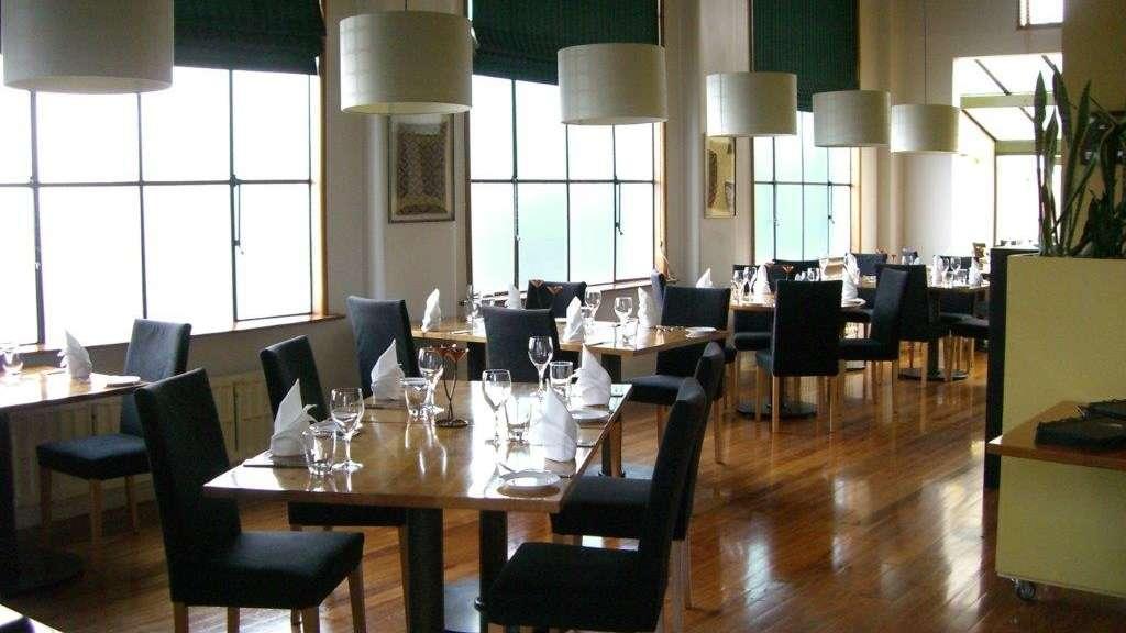 Restaurant, Hotel D'Urville, Blenheim, New Zealand