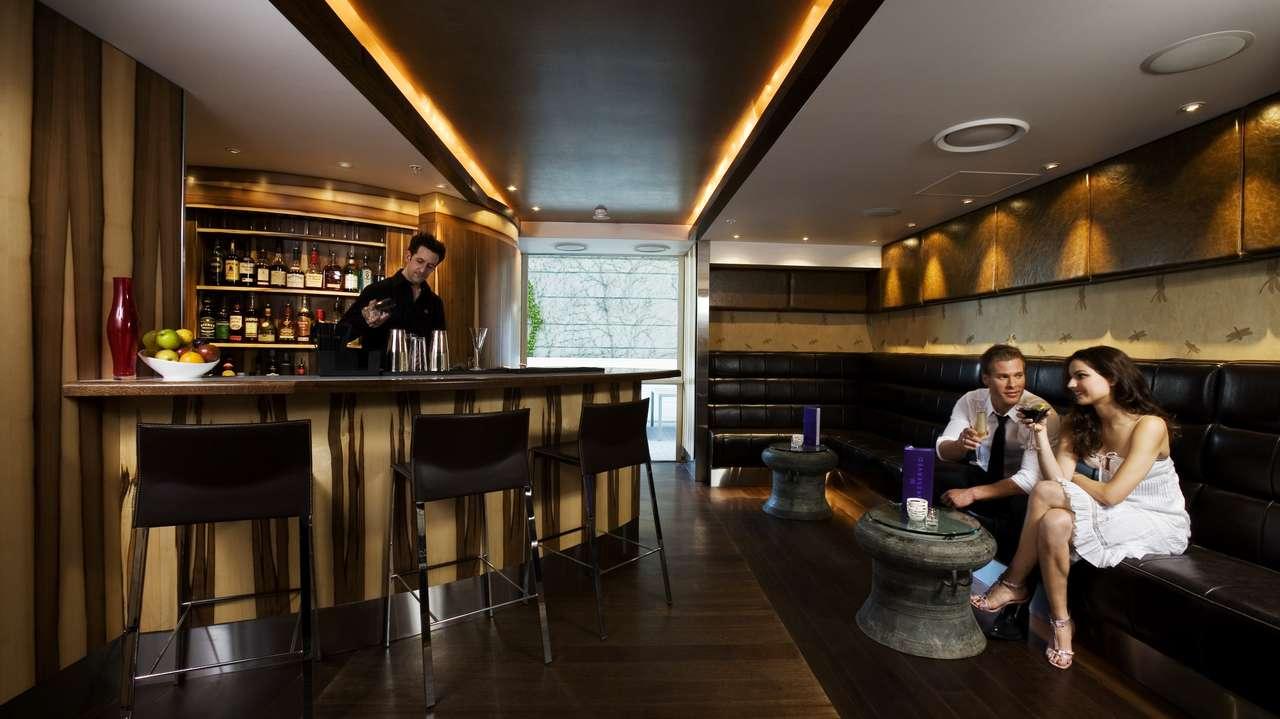 Quad Bar, The Quadrant, Auckland, New Zealand