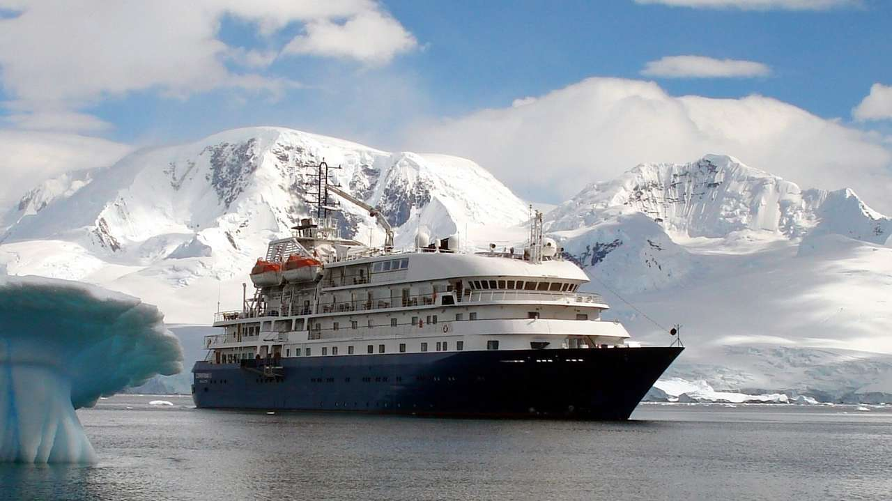 Sea Explorer, Canadian Arctic