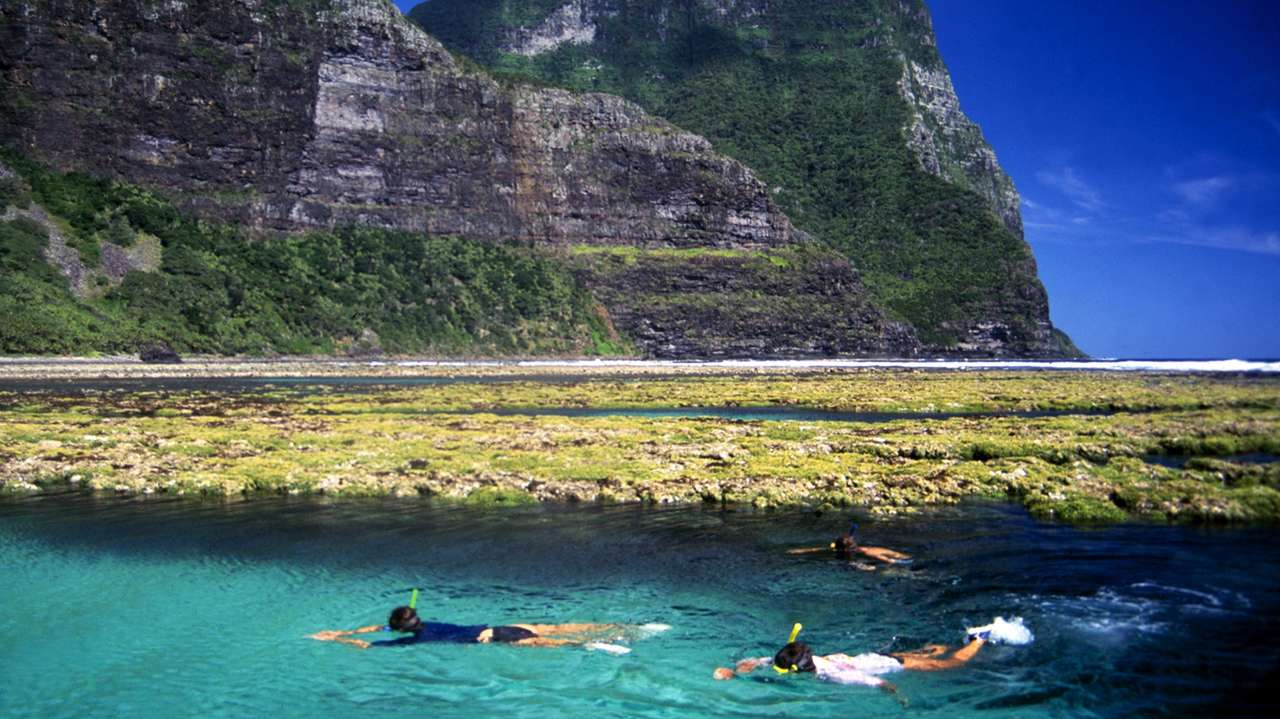 Capella Lodge Lord Howe Island Australia With Steppes