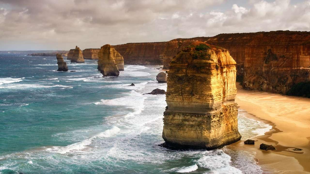 12 Appostles Rocks, Australia