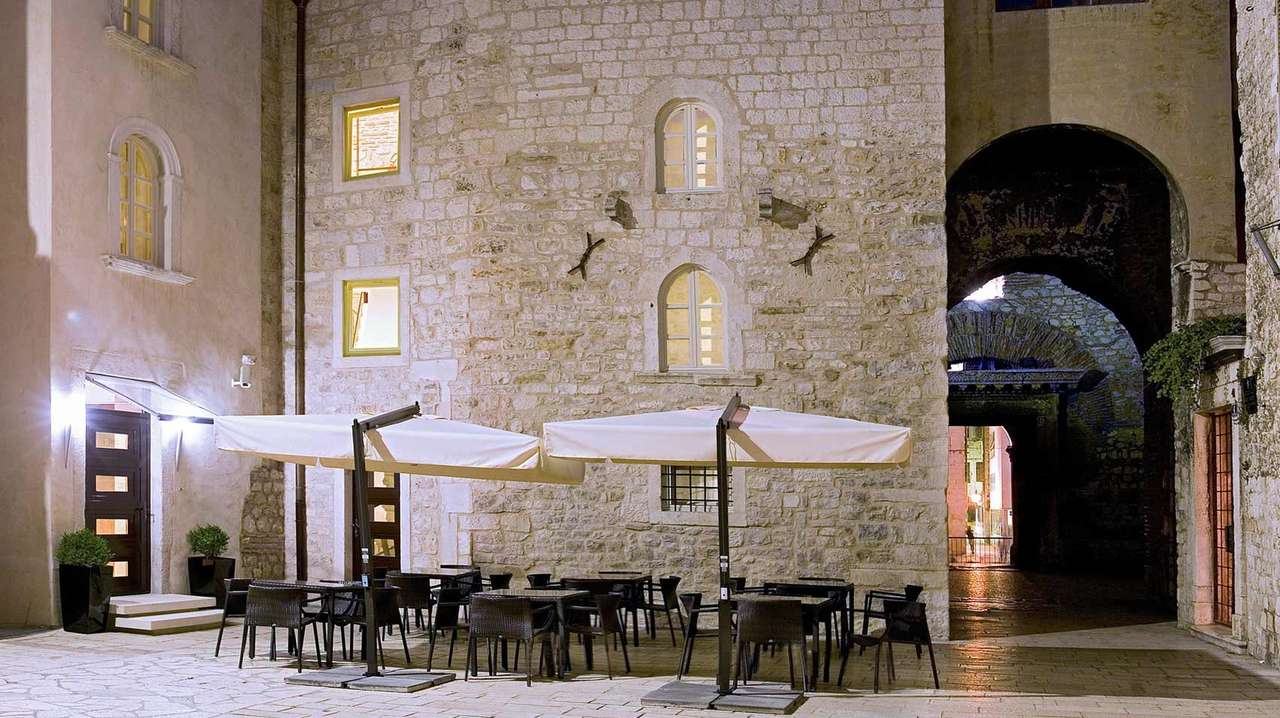 Vestibul Palace, Split, Croatia