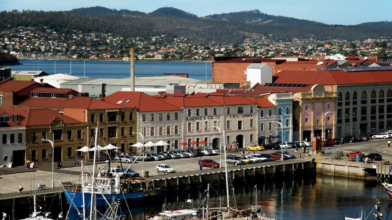 Exterior, Henry Jones Art Hotel, Tasmania, Australia