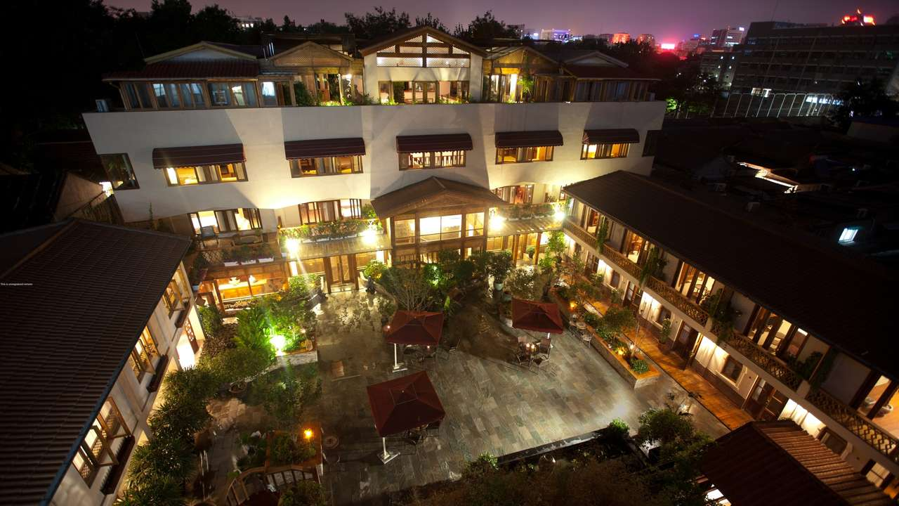 Red Wall Garden Hotel - Beijing, China | Steppes Travel